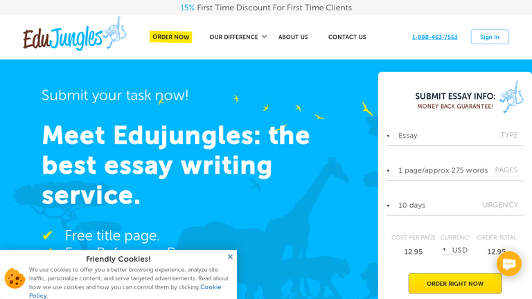 EduJungles.com review